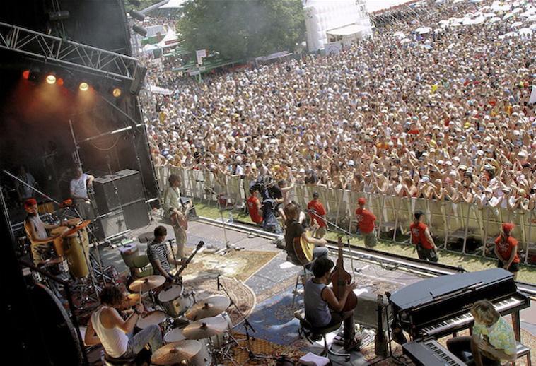Lovebugs Gurtenfestival