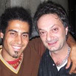 with Feridun Zaimoglu